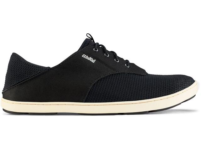 OluKai Nohea Moku Chaussures Homme, onyx/onyx